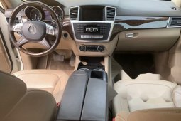 Nigeria Used Mercedes-Benz ML350 2012 Model Black