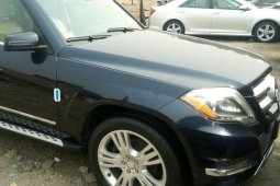 Tokunbo Mercedes-Benz GLK 2014 Model Blue
