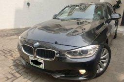 Nigeria Used BMW 320i 2014 Model Black