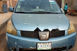 Nigeria Used Nissan Quest 2007 Model Blue