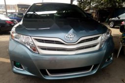 Foreign Used Toyota Venza 2010 Model Blue