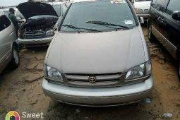 Toyota Sienna 2000 Petrol Automatic Grey/Silver