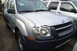 Foreign Used Nissan Xterra 2003 Model Silver