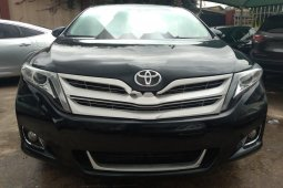Foreign Used Toyota Venza 2015 Model Green