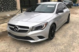 2015 Mercedes-Benz CLA-Class Foreign Used
