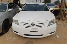 White Foreign Used 2009 White Toyota Camry for sale in Lagos