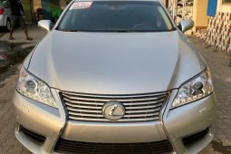 Foreign Used Lexus ES 2012 Model Silver