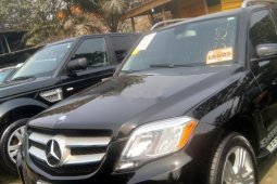 Foreign Used Mercedes-Benz GLK 2014 Model Black