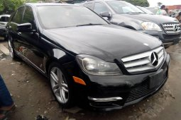 Foreign Used Mercedes-Benz C300 2013 Model Gray
