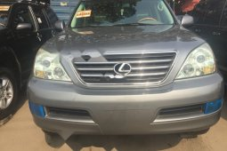 Foreign Used Lexus GX 2008 Model Gray