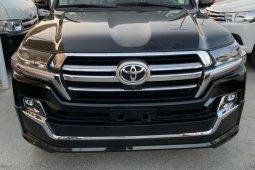 Foreign Used Toyota Land Cruiser 2014 Model Black