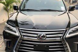 Foreign Used Lexus 570 2016 Model Black