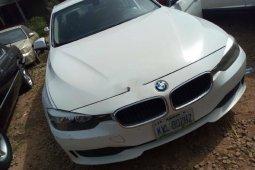 Nigeria Used BMW 3 Series 2013 Model White
