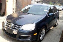 Foreign Used Volkswagen Passat 2008 Model Gray