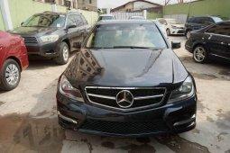 Nigeria Used Mercedes-Benz C300 2008 Model Blue