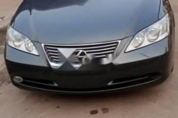 Foreign Used Lexus ES 2008 Model Black