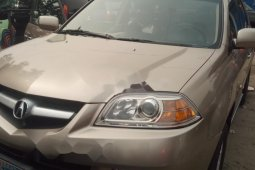 Full Option Acura MDX 2006 Model
