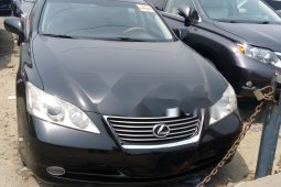 Foreign Used 2008 Black Toyota Camry for sale in Lagos