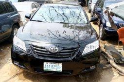 Nigeria Used Toyota Camry 2008 Model Black