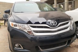 Foreign Used Toyota Venza 2013 Model Blue