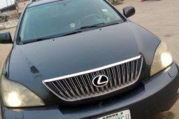 Nigeria Used Lexus RX 2006 Model Gray