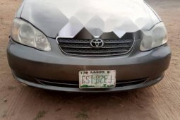 Nigerian Used 2008 Toyota Camry 2008 Model Automatic Well maintained
