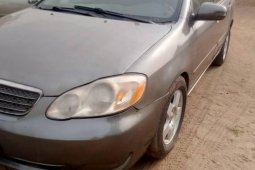 Locally Used 2003 Toyota Corolla for sale in Lagos