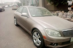 Nigerian Used 2010 Mercedes-Benz C300 Automatic