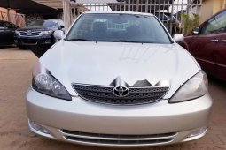 Foreign Used Toyota Camry 2006 Model Silver