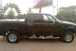 Nigeria Used Ford F-150 2003 Model Black
