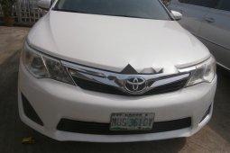 Nigeria Used Toyota Camry 2013 Model White
