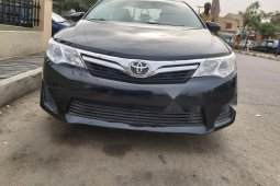 Foreign Used Toyota Camry 2012 Model Black