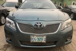 Nigeria Used Toyota Camry 2008 Model Green