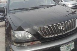 Nigeria Used Lexus RX 2000 Model Black