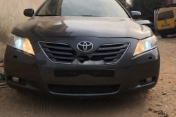 Nigeria Used Toyota Camry 2008 Model Gray