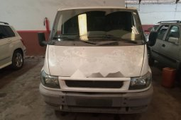 Foreign Used Ford Transit 2004 Model White