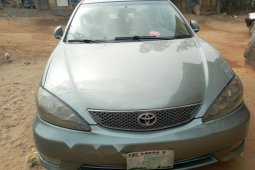 Nigeria Used Toyota Camry 2006 Model Silver