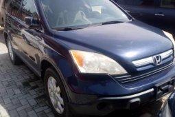 Foreign Used Honda CR-V 2008 Model Blue