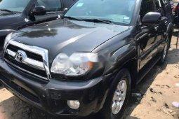 Foreign Used Toyota 4-Runner 2008 Model Gray