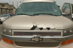 Foreign Used Chevrolet Express 2008 Model Silver