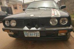 Nigeria Used BMW 3 Series 1997 Model Black