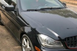 Nigeria Used Mercedes-Benz C350 2013 Model Black