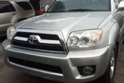 Very Clean 2007 Toyota 4-Runner for sale