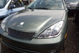 Foreign Used Lexus ES 2006 Model Gray