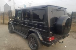 2012 Mercedes-Benz G-Class for sale Full Option