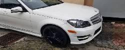 Tokunbo Mercedes-Benz C300 2014 Model White