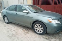 Nigeria Used Toyota Camry 2007 Model Green