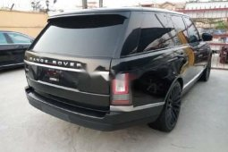 Foreign Used Land Rover Range Rover Evoque 2014 Model Black