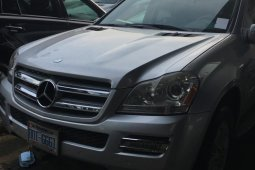 Tokunbo Mercedes-Benz G-Class 2012 Model Silver
