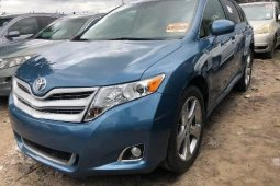 Foreign Used 2009 Blue Toyota Venza for sale in Lagos